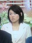 米田やすみアナ